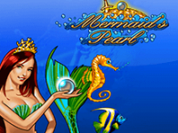 Бонусы в автомате Mermaid's Pearl