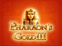Pharaohs Gold III - автомат с бонусами