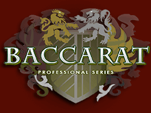 Азартная игра Baccarat Pro Series Table Game